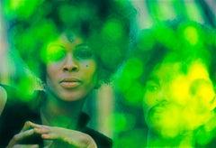 Black Hippie Portrait, Bethesda Fountain