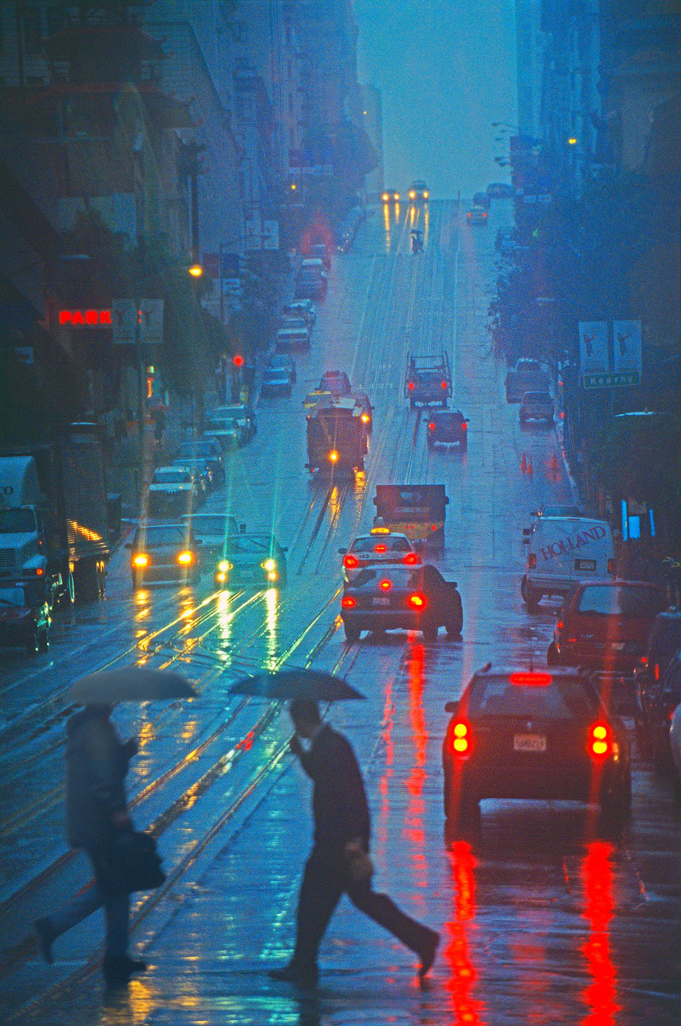 Post-Impressionist Color Photography