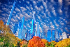Central Park Skyline Billionaires' Row Manhattan