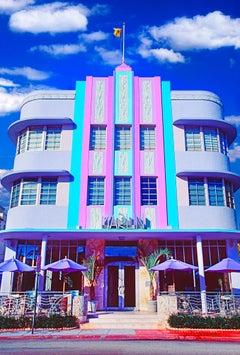 Classic Art Deco Marlin Hotel In Miami Beach