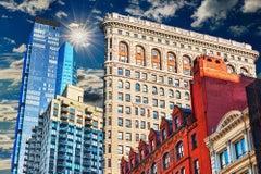 Flatiron Building with New Sun