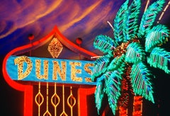 Las Vegas Dunes Hotel Neon