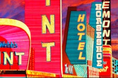 Las Vegas Neon Signs Fremont Street