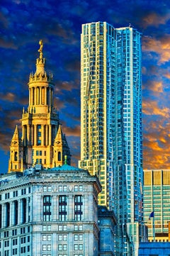 Lower Manhattan Idyllic