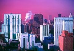 Magenta Manhattan