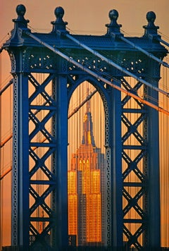 Manhattan Bridge, Empire State Building