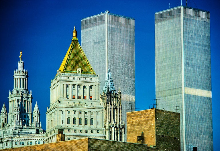 Mitchell Funk Color Photograph - New York Classic
