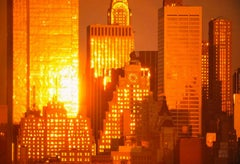New York Skyline, Hotel Dixie
