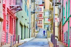 Pastel Alley, San Francisco