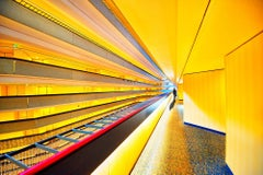 San Francisco Geometric Yellow Interior