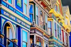 San Francisco Victorians Painted Ladies San Francisco, Alamo Square