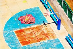 Urban Sunbather, New York City - Smaller Print Size