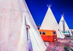 Indian Wigwam Motel In Holbrook, Arizona