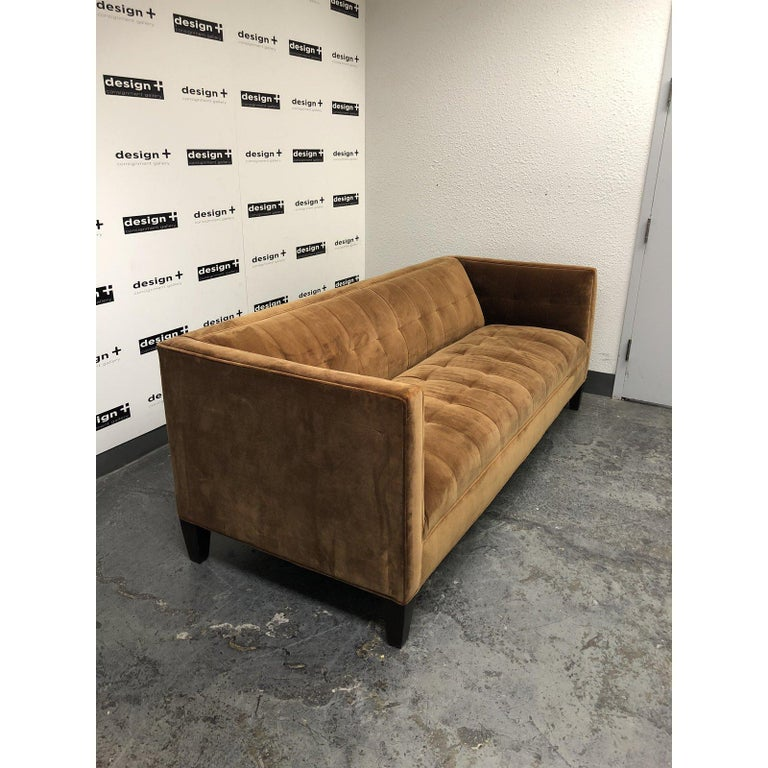 Mitchell Gold Bob Williams Kennedy Sofa For Sale At 1stdibs