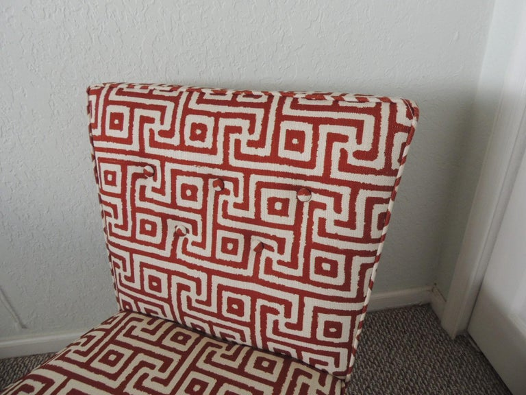 Amazing Mitchell Gold Bob Williams Red And Natural Accent Chair Home Remodeling Inspirations Propsscottssportslandcom