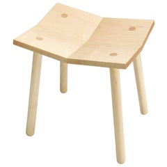 Mitre Stool from Souda, Low, Maple, Overstock