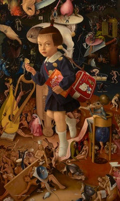 Mitsuru Watanabe, Naoko Visiting Bosch's Hell