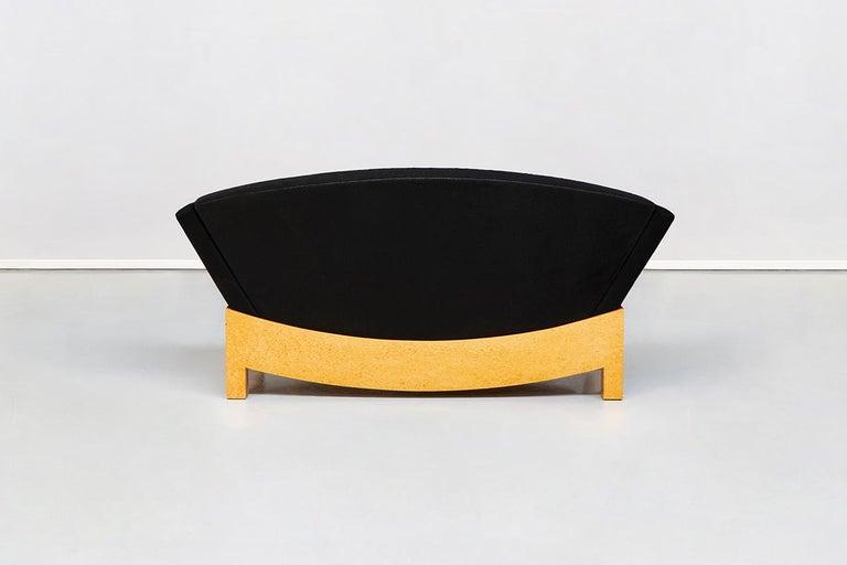Mid-Century Modern Mitzi Sofa, Hans Hollein for Poltronova, 1981 For Sale
