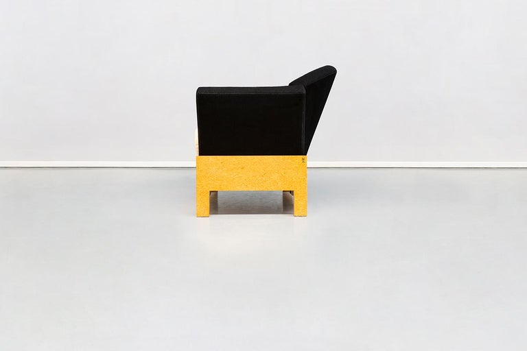 Italian Mitzi Sofa, Hans Hollein for Poltronova, 1981 For Sale