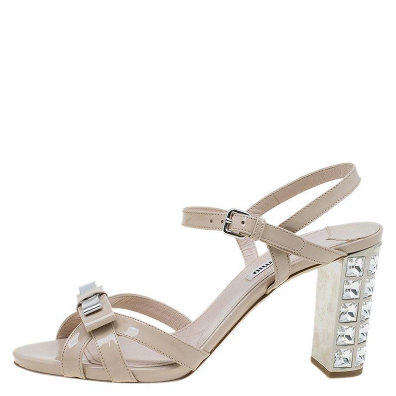 Sandalen Miu Miu Flip Flops Sandalen Silber Gr 38 100% Original!!! Damenschuhe