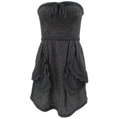 Miu Miu black dress NWOT