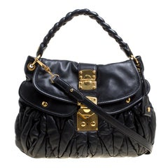 a73688d291e2 Louis Vuitton Black Handbags - 2400 For Sale on 1stdibs