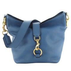 Miu Miu Lock Bucket Bag Leather Medium