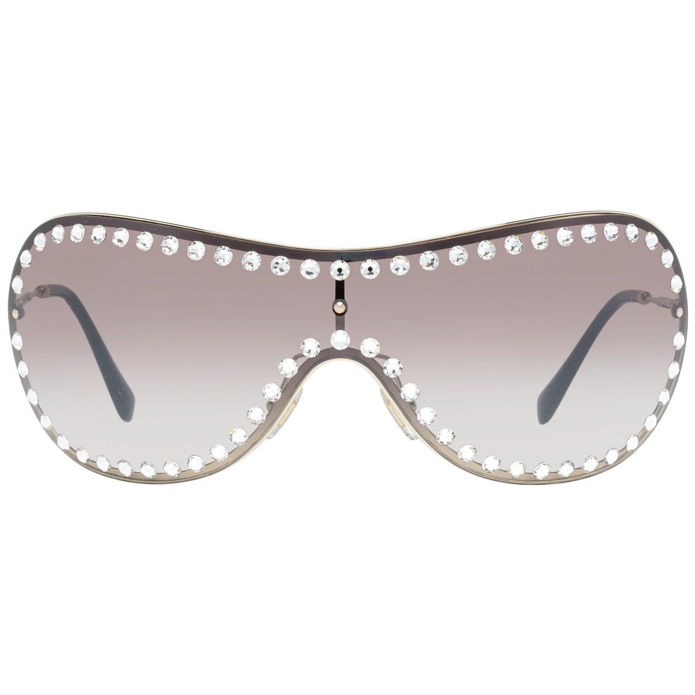 Miu Miu Mint Women Gold Sunglasses MU51VS 40ZVN5O0 40-145 mm