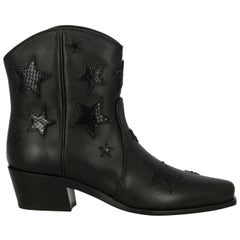 Miu Miu Woman Ankle boots Black EU 36