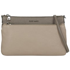 Miu Miu Woman Cross body bag Grey