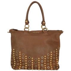 Miu Miu Woman Tote bag Brown