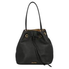 Miu Miu  Women   Shoulder bags   Black Leather