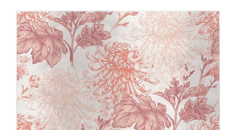 This stunning wall covering is part of the Mixed Dahlia collection, in which this flower is depicting in an alternation of two different tones, creating a dynamic and luxurious effect. Sophisticated and timeless, this decoration will make a