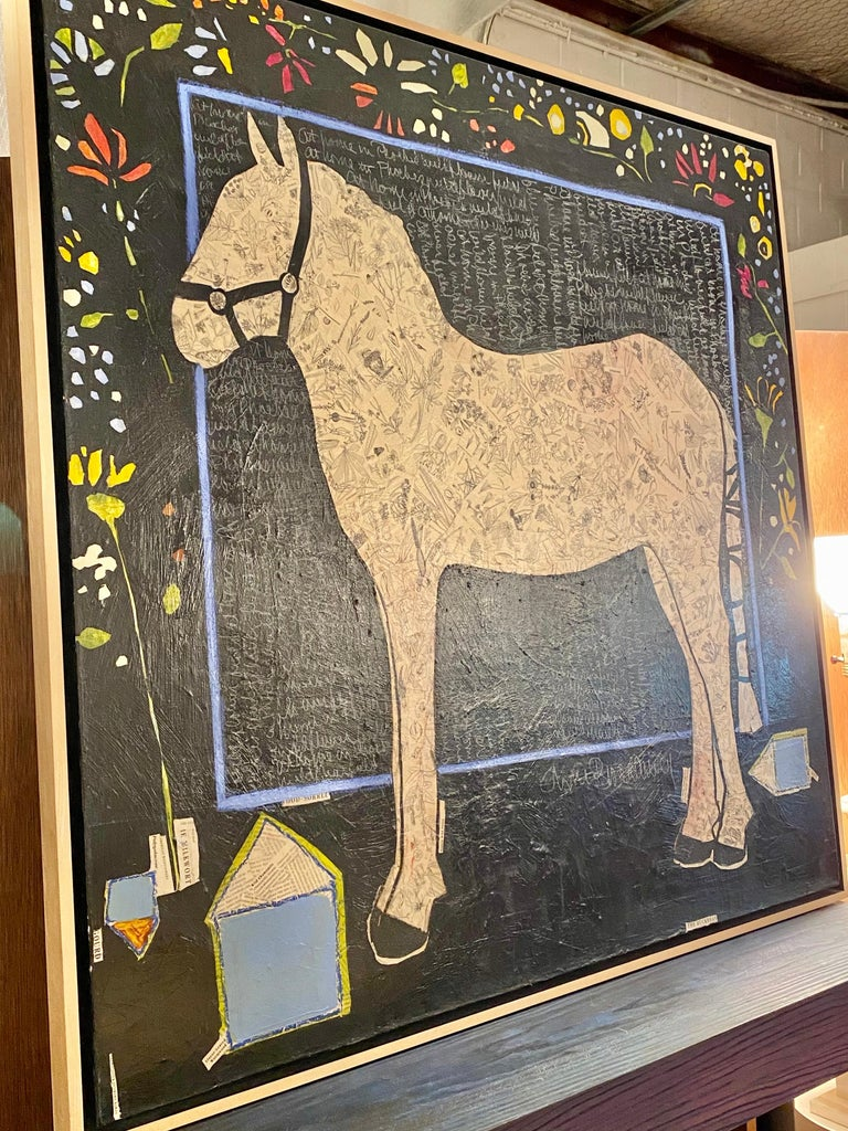 Other Mixed Media Painting by Ann Broadway