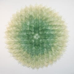 Mandala (Green) 48