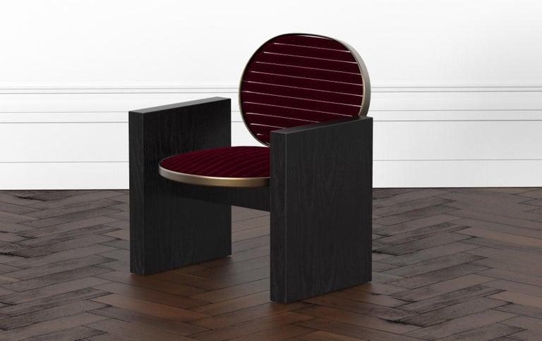 Miyat Club Chair by Miminat Designs  4