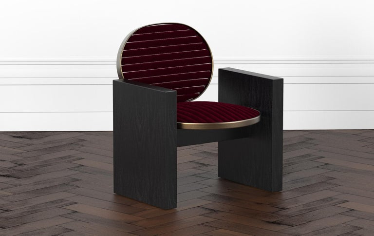 Miyat Club Chair by Miminat Designs  5
