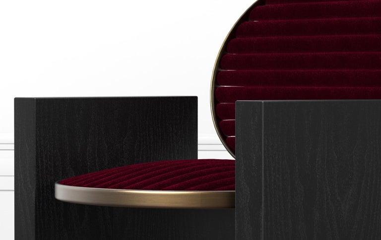Miyat Club Chair by Miminat Designs  6