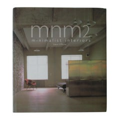 Mnm2 Minimalist Interiors Hardcove Book