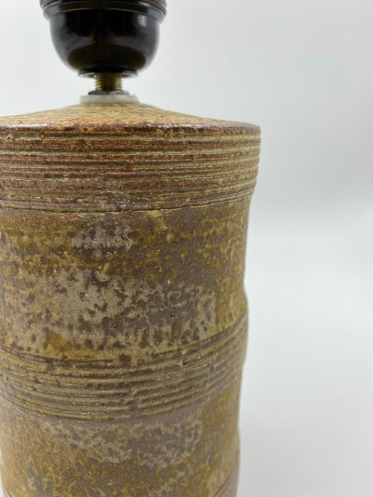 Dutch Mobach Utrecht Ceramic Table Lamp Base, 1960s For Sale