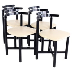 Mobelfabrik Mid Century Small Chairs, Set of 4
