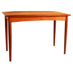 Mobelintarsia Mid Century Danish Teak Side Table