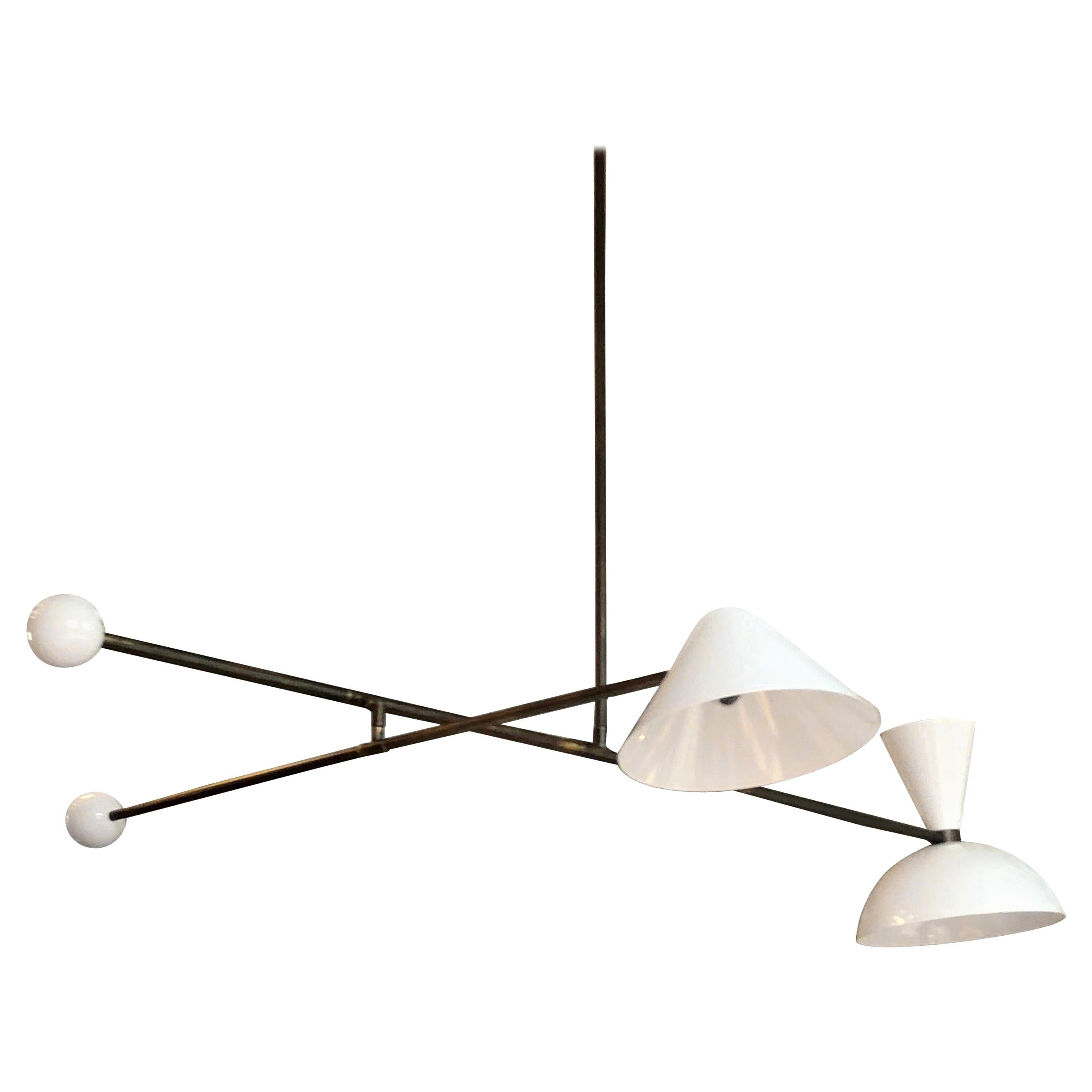 Mobile Chandelier by Le Lampade