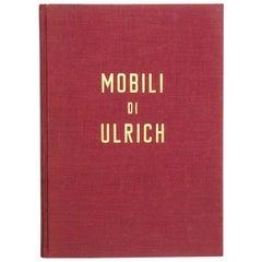 Mobili di Ulrich by G. Morrazoni, 1945