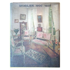 Mobilier, 1900-1925