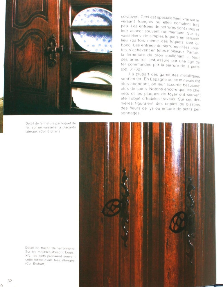 Mobilier Basque by Lucile Oliver, 1st Ed For Sale 5