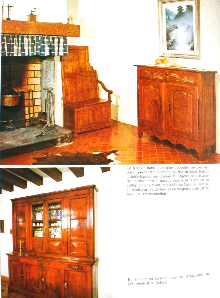 Mobilier Basque by Lucile Oliver, 1st Ed For Sale 10