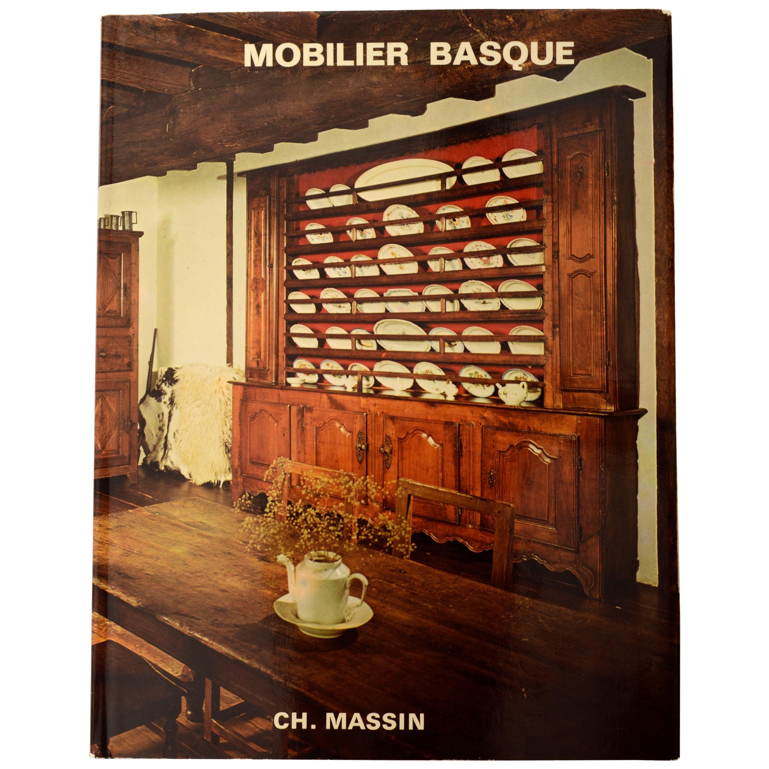 Mobilier Basque by Lucile Olivier, 1st Edition