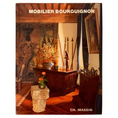 Mobilier Bourguignon by Lucile Oliver, 1st Edition