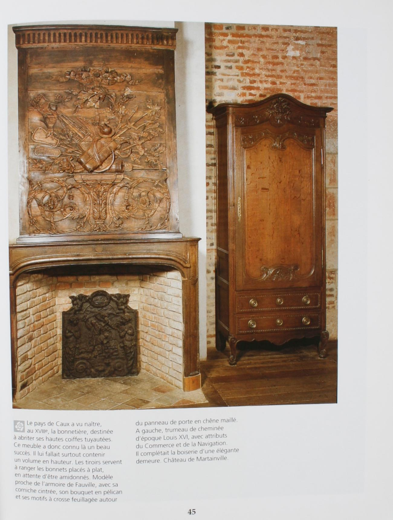 Mobilier De Haute Normandie By Edith Mannoni 1st Ed At 1stdibs